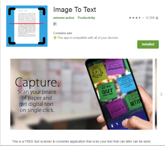 How To Quickly Copy Text From Images