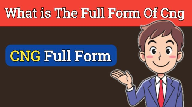 CNG Full Form