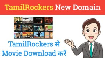 Tamilrockers 2021: New Website URL And HD Movies Download